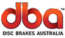 DBA (Disc Brakes Australia) | DBA Brake Rotor Slotted T2 Rear Pair DBA2029S