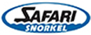 Safari Snorkel V-Spec Kit fits Toyota LandCruiser 70, 75 Series (1990-97), 78, 79 Series (1999-2007) 256845