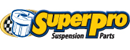 SuperPro Suspension | SuperPro Front Readystrut Top Caps Fits Toyota Hilux & Prado RS002